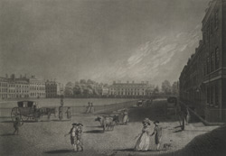 View of Bloomsbury Square